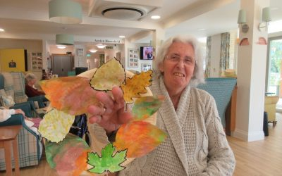 Farnham Mill Celebrates Autumn